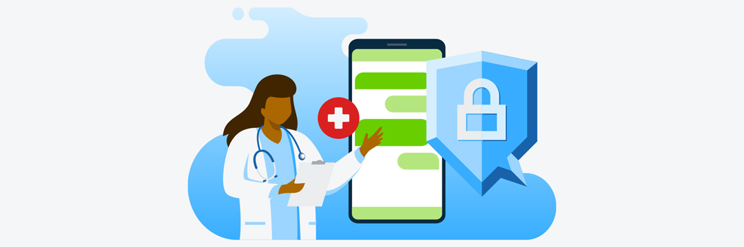 HIPAA-Compliant SMS Messaging, The Fastest Way To Connect With Patients